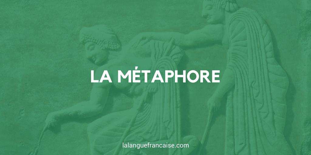 la métaphore