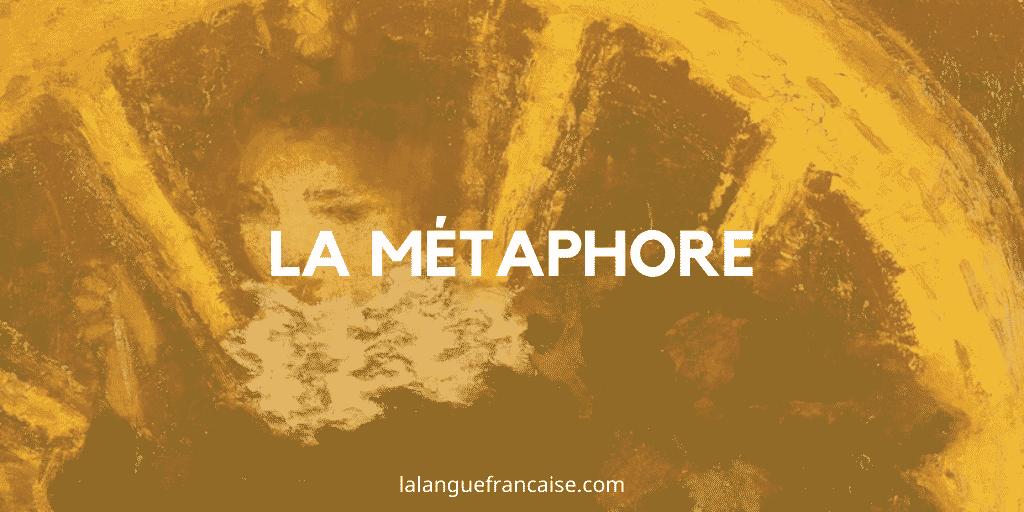 Métaphore - Figure de style [définition et exemples]