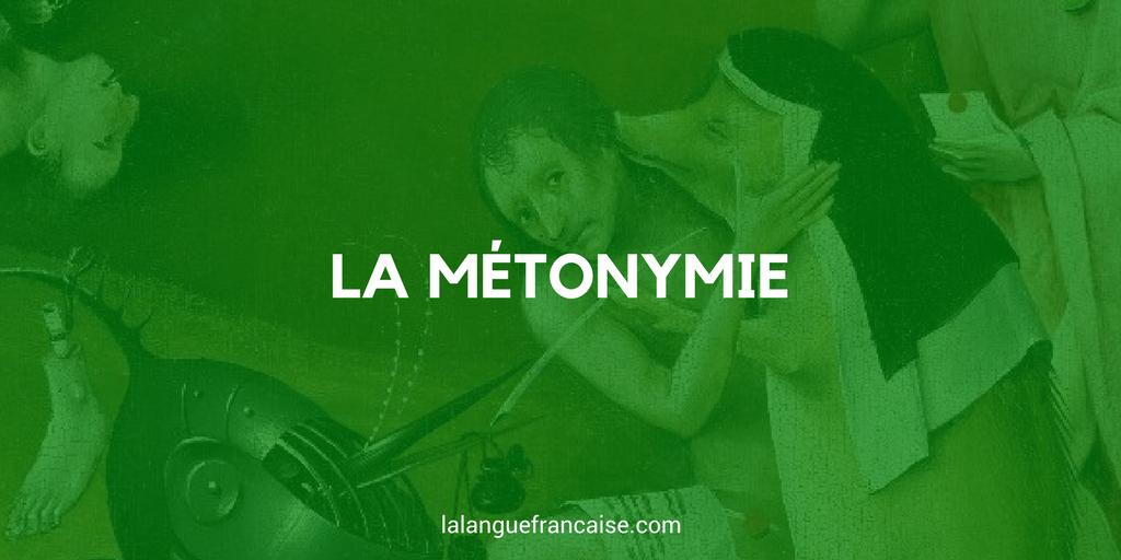 métonymie