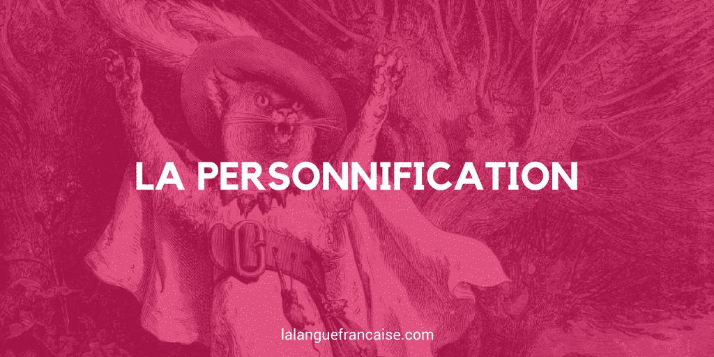 Personnification - Figure de style [définition et exemples]
