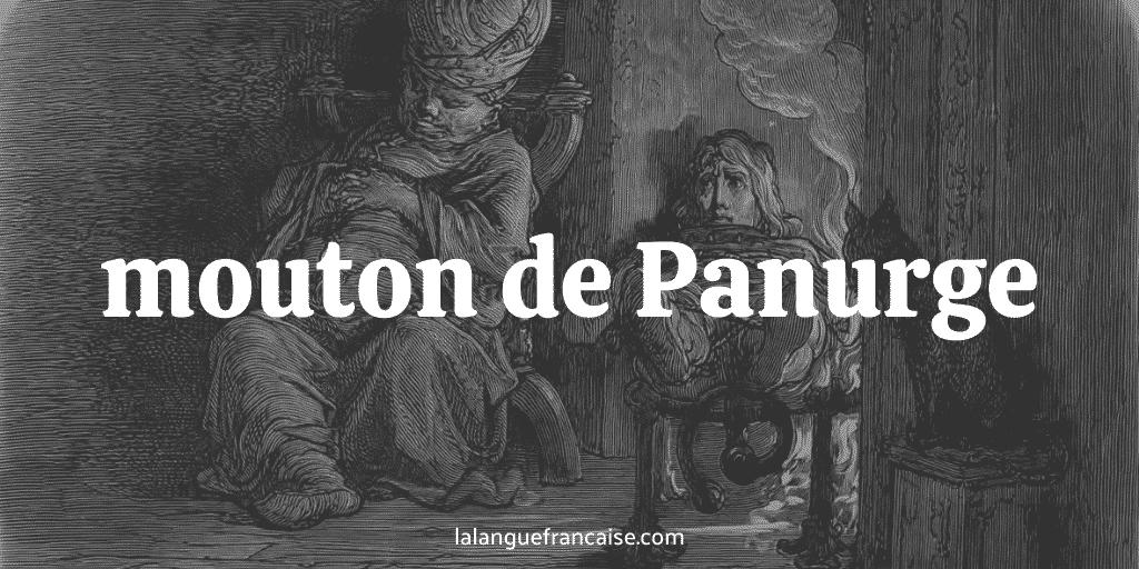 Les moutons de Panurge  : définition et origine de l'expression