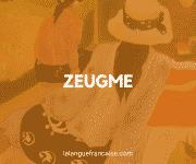 Zeugme (zeugma) – figure de style [définition et exemples]