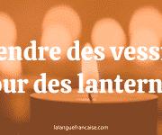 Prendre des vessies pour des lanternes: définition et origine de l'expression